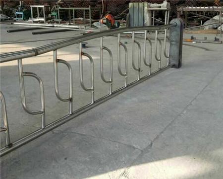 巢湖不銹鋼復合管景觀欄桿