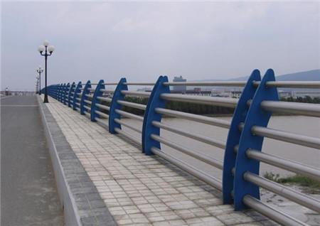 巢湖不銹鋼復合管橋梁護欄